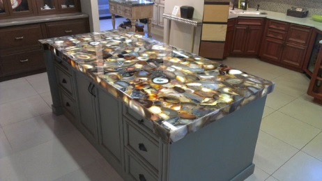 انواع سنگ کابینت آشپزخانه ، خرید سنگ کابینت ، قیمت سنگ کابینت ، فروش سنگ کابینت
