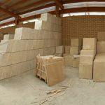 تولید سنگ ساختمانی در ایران