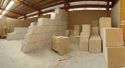 تولید سنگ ساختمانی در ایران ، انواع سنگ ساختمانی ایرانی ، قیمت سنگ ساختمانی ، خرید سنگ
