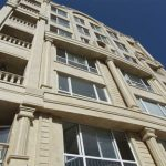 خرید سنگ تراورتن عباس آباد برای نما ی ساختمان
