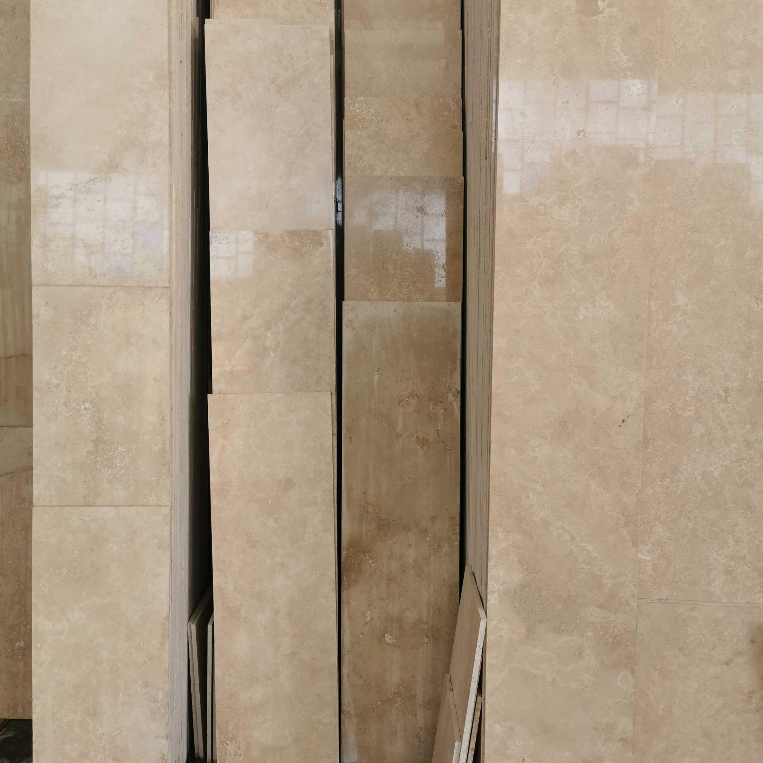 سنگ تراورتن محلات سفید سوپر – گالری 1